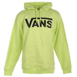 Sweat-Shirt À Capuche Vans jaune