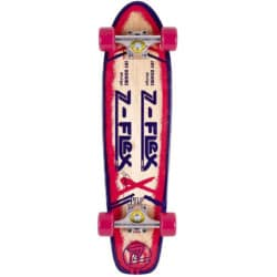 Skateboard Cruiser Z-Flex Jay Adams Violet