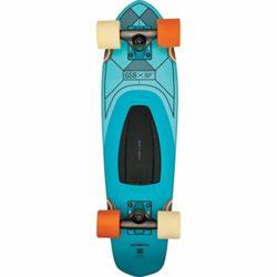 "Skateboard amplifié Globe Blazer Teal 26"""