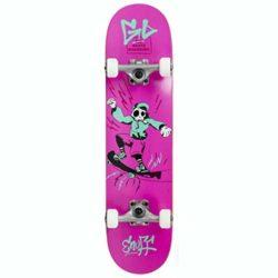 Skate Complet EnuffSkully rose7.75″