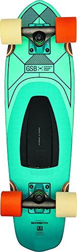 "batterie Skateboard cruiser amplifié Globe Blazer Teal en taille 26"" (66cm)"
