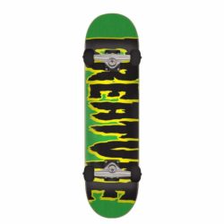 """Skate complet Creature Logo Creep 1 Factory en taille 7.5"""" et roues 52mm"""