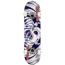 "Skateboard Complet Birdhouse Falcon 6 Mini en taille deck enfant 7.38"""