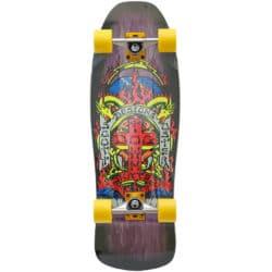 Skateboard complet Pool & Cruising Dogtown Scott Oster Reissue violet
