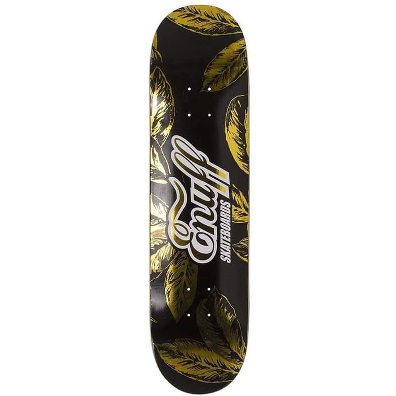 ENUFF Leaf black/gold deck 8.0″