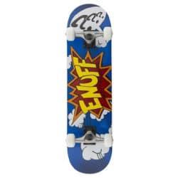 Skateboard Complet Enuff Pow bleu 7.75″