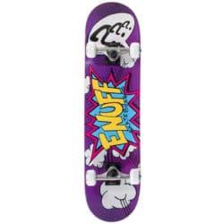 Skate Complet EnuffPow violet