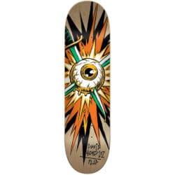 """Planche de skateboard Flip Gonzalez Blast, pro-model David Gonzalez en taille deck 8.0"""" x 31.5"""""""