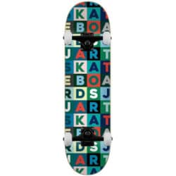 Skateboard Complet Jart Scrabble en taille deck 8.25″ et roues 52mm