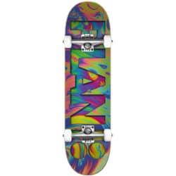 Skateboard complet Plan B Team Psychedelic en taille deck 7.75″ et roues 52mm