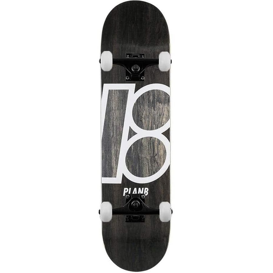 "Skateboard complet Plan B Team Stain 7,75"""