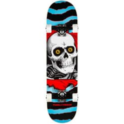 Powell Peralta Ripper One Off Blue Skateboard complet