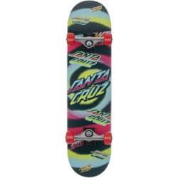 "Skateboard Complet Santa Cruz Hypno Dot en taille deck 7.75"""