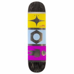 Alien Workshop Logo Star Nut Man deck
