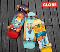 Globe cruisers 2020 ads