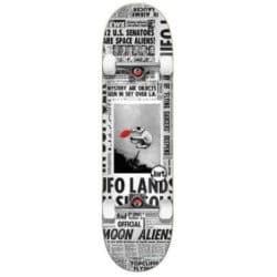 Jart flying saucers skateboard Complet