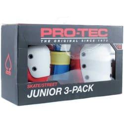 Protections skateboard enfants Pro-Tec Street gear