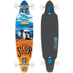 Longboard complet Sector 9 Tempest