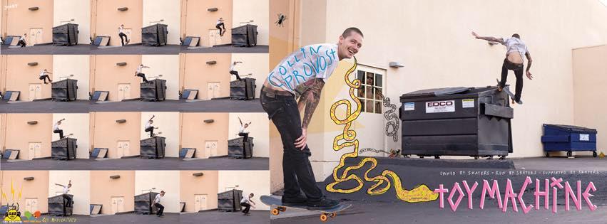 Skate complets Toy Machine Skateboards en stock