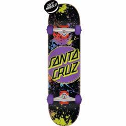 Skate complet Santa Cruz Dot Splatter Micro 7.5″