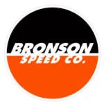 logo bronson speed co rond
