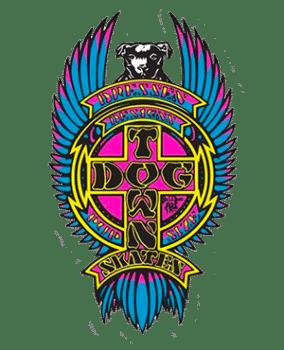 logo dogtown skateboard wes