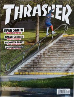 Thrasher Nyjah Cover