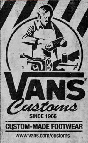 Vans authentic story