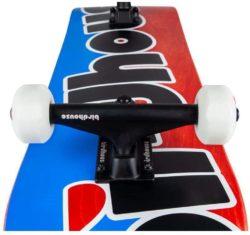 "Skateboard complet Birdhouse Stage 3 Toy Logo 8.0"" dessous"