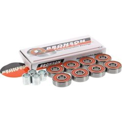 roulements de skateboard Bronson G2 8-Ball