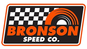 logo Bronson Speed co rectangle