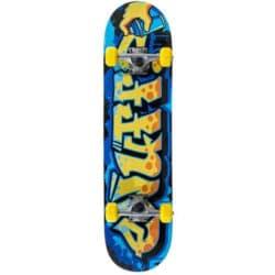 Skateboard Complet Enuff Graffiti jaune/bleu 7.75″