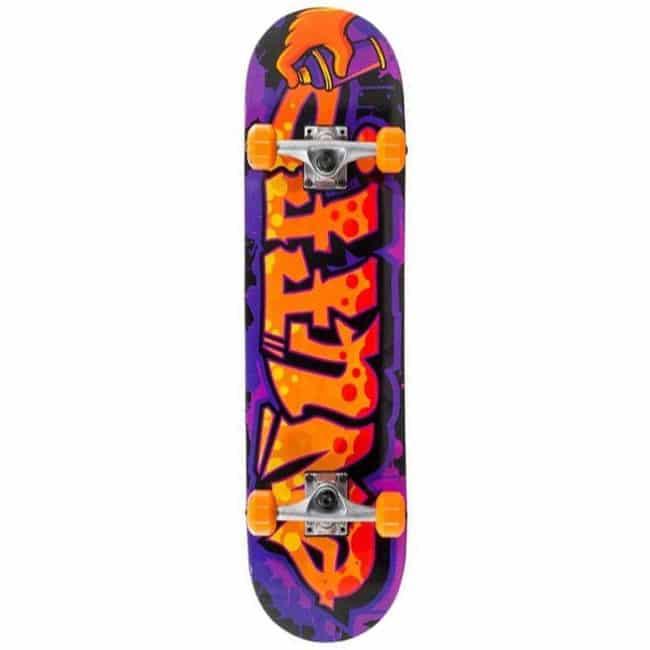 Skate Complet Enuff Graffiti Orange/violet 7.75″