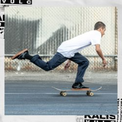Josh Kalis DC ads skate