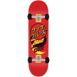 Skate complet Santa Cruz Group Dot 8.0″