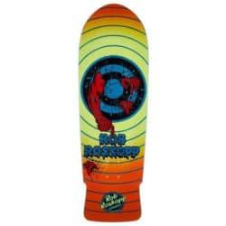 Planche de skate Santa Cruz Roskopp Target 2 Reissue Oldschool