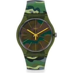 Montre Swatch Camouforest