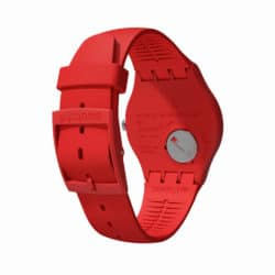 Montre Swatch Red Me Up