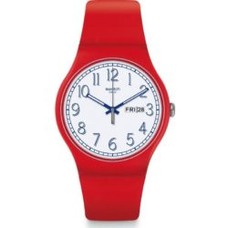 Montre Swatch Red Me Up SUOR707
