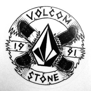 Volcom 1991 Logo