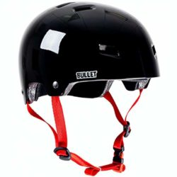 Casque enfant Bullet x Santa Cruz Eyeball Youth front