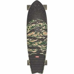 Cruiser complet Globe Chromantic couleur Tiger Camo dessus