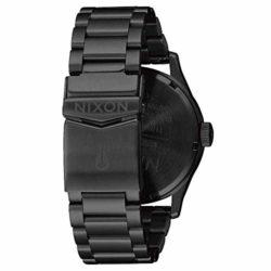 Bracelet Montre Nixon Sentry A356-1439-00 Noir Kaki Marron