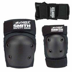 Pack protections complet skateboard Scabs Smith