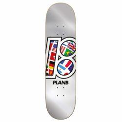 Plan B Team Global deck 8.0″