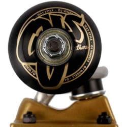 roues Oj wheels 52mm Skateboard complet Creature Factory 8.25″