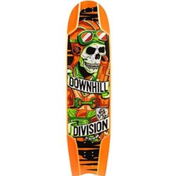 planche Sector 9 DHD Bomber Orange