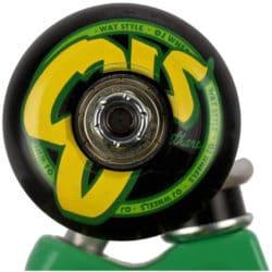 ROUES OJ WHEELS 52mm Skateboard complet Creature Factory Catacomb en taille deck7.8″