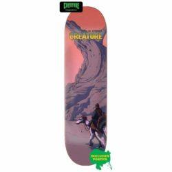 Plateau de skate Creature Oasis Kimbel 8.375″