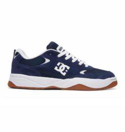 Chaussures de Skate DC Shoes Penza Bleu